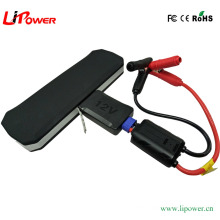 71.04Wh 24V Rechargeable Lithium Polymer Battery jump starter power pack with Carrying Case