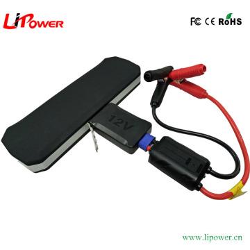 Привязка на автомобильном аккумуляторе для запуска 12В 24В
