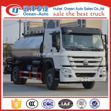 Howo novo caminhão maintance 10cbm estrada / caminhão inteligente maintance estrada para venda