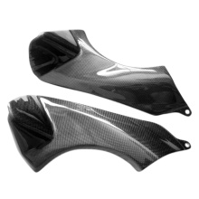 carbon fibre Motorbike  parts Duct Intake