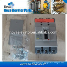 Contactor eléctrico de la parte del elevador