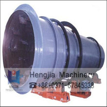 Cimento da estufa giratória de Hengjia de máquina de secagem