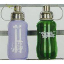 500ml Nuevo frasco de vacío de diseño con acero inoxidable