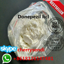 Donepezil Hydrochloride HCl Powder CAS 110119-84-1 for Alzheimer Disease