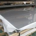 304 Edelstahl 2B Endplatte 1 mm dickes Blech