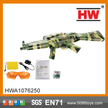 New Design MP5 Kids Plastic Crystal Water Bullet Gun Toy
