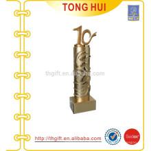 Souvenir Copie de trophée de qualité supérieure en métal
