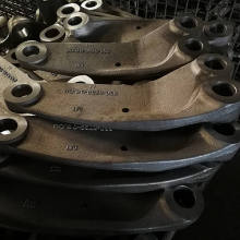 Ductile Iron Casting Engineering Equipment Parts