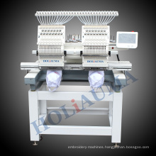 Holiauma New Computerized Double Heads High Speed Computerised Embroidery Machine