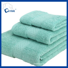100% Pure Cotton Face Towel Sets (QHS88767)