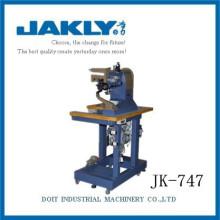 JK 747 haute production efficacité chaussure faisant la machine