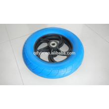 ruedas pu para carretilla 3.25-8