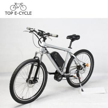 Preiswertes a2b 26inch elektrisches Mountainbike für Verkauf mit besten Gebirgsfahrradbändern