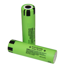Batería 18650 Panasonic NCR18650BE 3200mAh Descarga 3.63A