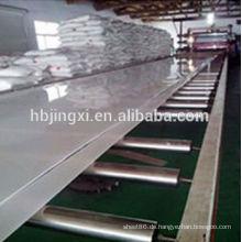 Glattes glänzendes PVC-starres Blatt, Hochglanz-PVC-Blatt