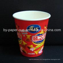 Taza ecológica de papel de 10 oz
