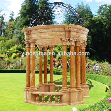 Popular Chinese Style Gazebo with Customized Service CAB-010