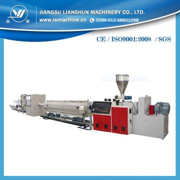 Tubo de PVC completo automático completo que hace la máquina