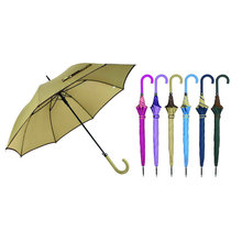 Parapluie automatique rectiligne de conception bordée (YS-SA23083928R)