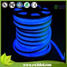 2015 impermeável azul agradável design SMD3528 luz neon LED