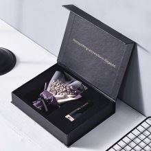 Luxury Packaging Book Shape Packaging Box