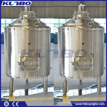 Stainless steel commercial insulated mash tun