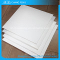 Großhandel angepasste hochwertige weiße Jungfrau Ptfe Blatt