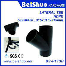 PVC 45 Grad Pipe Fitting Lateral Tee