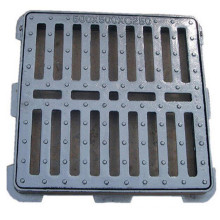 En124 Ggg50 Heavy Duty Ductile Iron Gully Grate