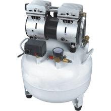 One Drive One Oilless Dental-Luftkompressor