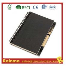 Notebook de papel de escritório para papelaria 654
