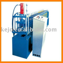 Estrutura da porta / estrutura da janela / porta da garagem / porta do obturador frio Máquina de formação de rolo linha de produção da máquina
