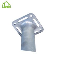 Plattform-Boden-Schrauben-Stapel für hölzernes Haus