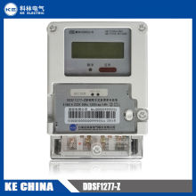 DDSF1277-Z Single Phase Electronic Digital Meter