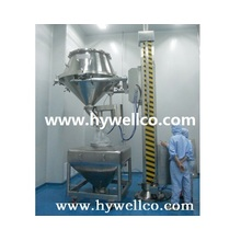 Pharmaceutical Machine Automatic Lifting Bin Mixer