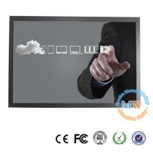 Moniteur LCD TFT couleur 20,1 pouces à écran tactile avec support mural VESA