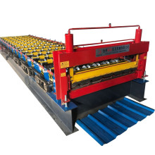 Trapezoidal automatic steel sheet roll forming machine