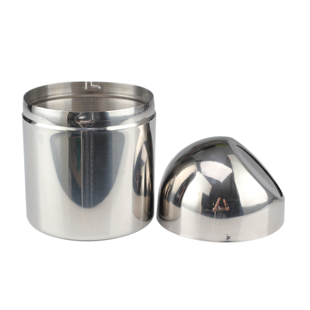 Mini Stainless Steel Trash Can