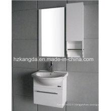 Cabinet de salle de bains en PVC / vanité de salle de bain en PVC (KD-299B)