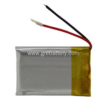 New Rechargeable Batteries 3.7 V Lipo battery 200mAh