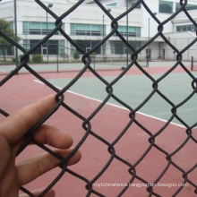 Galvanized Chain Link Fence (diamond wire mesh) , PVC Coated Chain Link Fence
