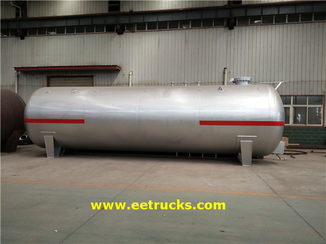 13000 Gallon LPG Bullet Tanks
