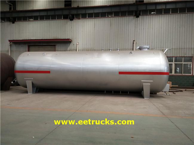 13000 Gallon LPG Bullet Tanks
