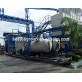 Best Quality High Efficiency Waste Engine Oil Recycling Equipment used oil distillation machine