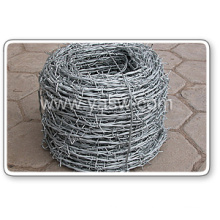 CE and SGS Galvanized Barbed Iron Wire Security Fence (anjia-503)
