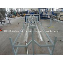 HOT seling 16-40mm PVC double pipe extrusion line