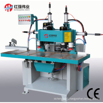 Double Head Drilling Machine for Door /Drilling &Milling Machine for Wood