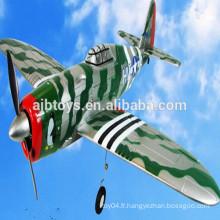 Rc control lanyu modèle 2.4G 4CH P-47 Thunderbolt EPO TW 748-3 RC Avion avion rc bon marché avion rc