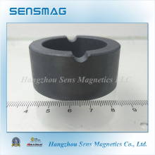 Powerful Custom Permanent Ferrite Ring Magnet C8