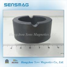 Мощный пользовательский постоянный ферритовый кольцевой магнит C8